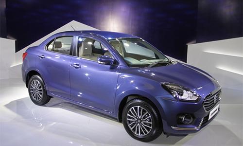 Suzuki Dzire - đối thủ của Hyundai i10 sedan, giá 193 triệu đồng - Ảnh 3.