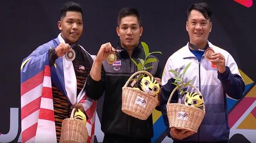 Hoàng Tấn Tài giành huy chương cuối cùng cho Thể thao Việt Nam - Ảnh 2.
