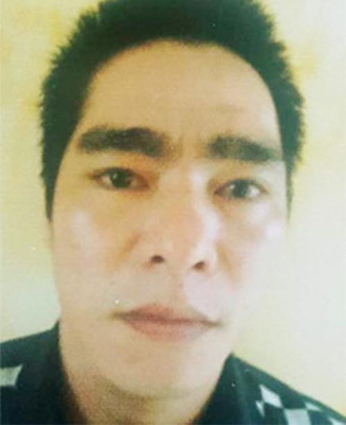 Phạm nhân Lê Văn Táng. Ảnh do cơ quan công an cung cấp