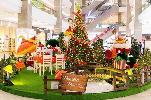 Cùng Vincom đón mùa Giáng sinh nhiệm màu 2017 - Ảnh 2.