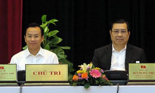 Thủ tướng kỷ luật cảnh cáo Chủ tịch Đà Nẵng Huỳnh Đức Thơ - Ảnh 1.