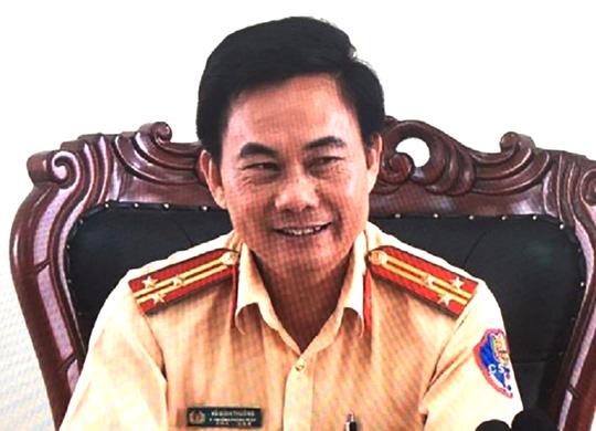 Điều chuyển Thượng tá Võ Đình Thường làm Phó PC64 - Ảnh 1.