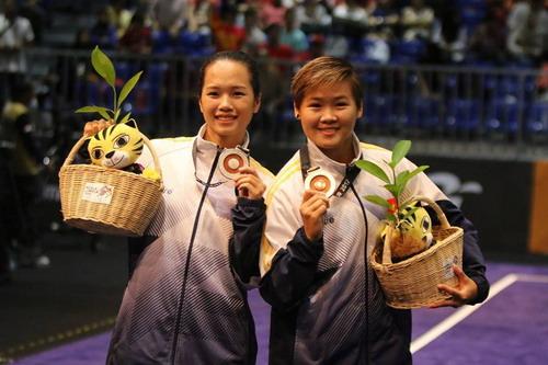 SEA Games ngày 22-8: Lê Tú Chinh trở thành tân nữ hoàng tốc độ - Ảnh 15.