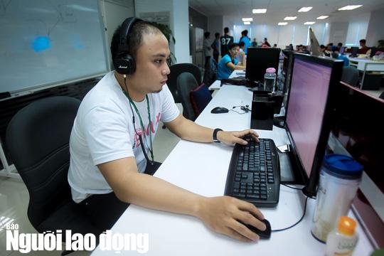 Lao động lĩnh vực phần mềm thu nhập hơn 153,7 triệu đồng/người/năm - Ảnh 1.
