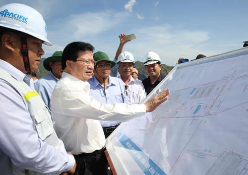 Bộ TN-MT phải kiểm soát môi trường Nhiệt điện Vĩnh Tân - Ảnh 1.