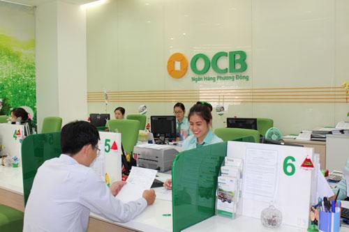 Tư vấn khách hàng vay vốn tại OCB