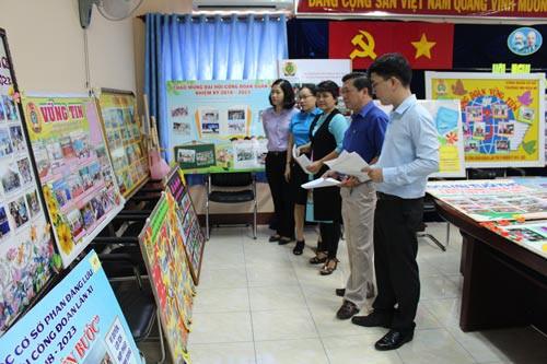 80 đơn vị thi báo ảnh mừng đại hội Công đoàn - Ảnh 1.