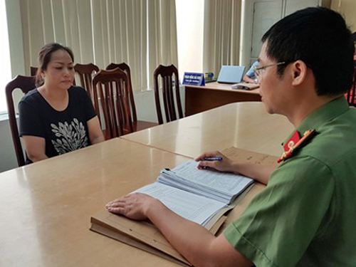 Khởi tố phụ nữ tống tiền Giám đốc BV Xanh Pôn 150 triệu đồng - Ảnh 1.