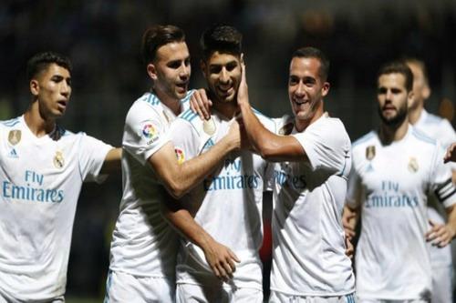 Trọng tài giúp phạt đền, Real Madrid chờ vé tứ kết Cúp Nhà vua - Ảnh 5.