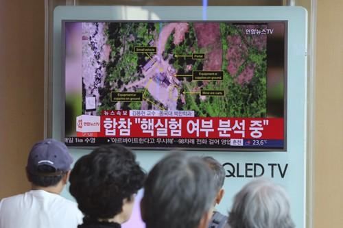 Phóng xạ bất thường tại thành phố Trung Quốc gần Triều Tiên - Ảnh 1.