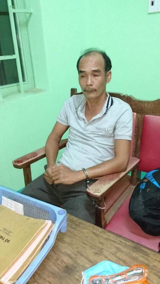 Nguyễn Phong Lục tại cơ quan điều tra