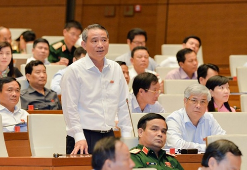 Ông Trương Quang Nghĩa: Tiến độ sân bay Long Thành đã chậm 8 tháng - Ảnh 1.