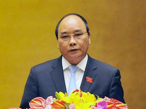 Thủ tướng Nguyễn Xuân Phúc sẽ trả lời chất vấn 40 phút - Ảnh 1.