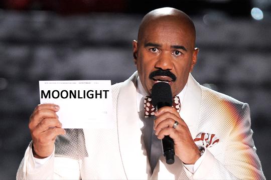 Nhưng thực tế Moonlight mới là Phim hay nhất Oscar 89