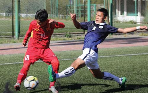U16 Việt Nam chỉ mong hòa Úc - Ảnh 1.