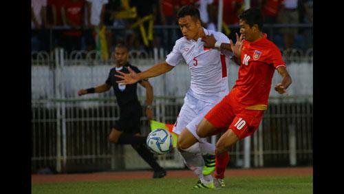 U18 Việt Nam thua đau hơn U22 - Ảnh 1.