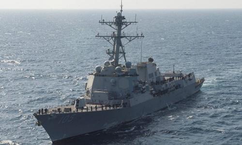 Việt Nam phản ứng việc Mỹ lên kế hoạch tuần tra ở Biển Đông - Ảnh 1.