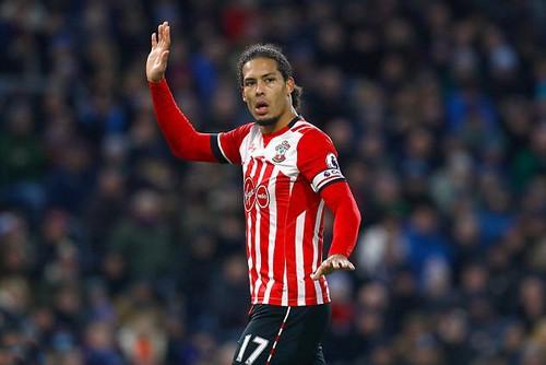 Liverpool mua trung vệ đắt nhất thế giới Virgil van Dijk - Ảnh 3.