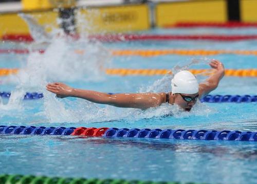 SEA Games ngày 25-8: Kình ngư 15 tuổi Kim Sơn tạo 2 cú sốc - Ảnh 7.