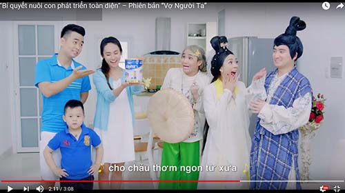 Quảng cáo YouTube khu vực Châu Á - Thái Bình Dương: Vinamilk dẫn đầu - Ảnh 1.