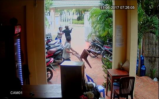 """Không khởi tố vụ """"rút súng"""" tại nhà nghỉ ở Phú Quốc - Ảnh 5."""