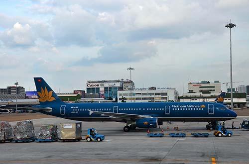 VNA dự kiến sẽ khai thác đường bay đi Mỹ vào cuối năm 2018 Ảnh: Tấn Thạnh