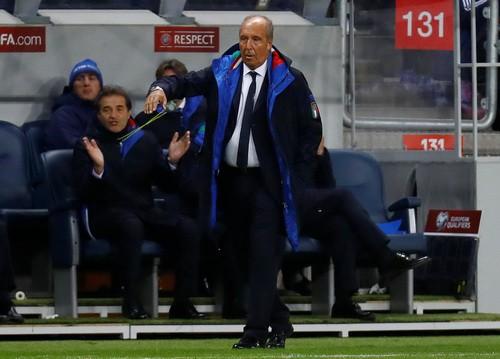 Thua Thụy Điển 0-1, Ý sắp văng khỏi World Cup - Ảnh 2.