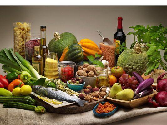 Thực phẩm có nguồn gốc thực vật, ít thịt có thể giúp kéo giảm nguy cơ ung thư vú Ảnh: USA TODAY