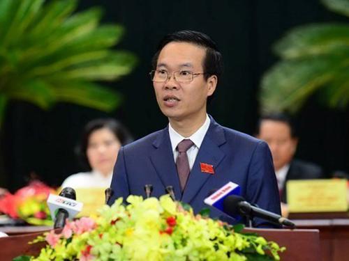 Trưởng Ban Tuyên giáo Trung ương Võ Văn Thưởng
