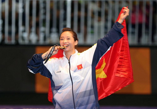 SEA Games ngày 21-8: Ánh Viên giành HCV, phá kỷ lục 100 m ngửa - Ảnh 17.