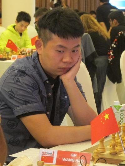 Nhà vô địch 2016 Wang Hao không bảo vệ được danh hiệu