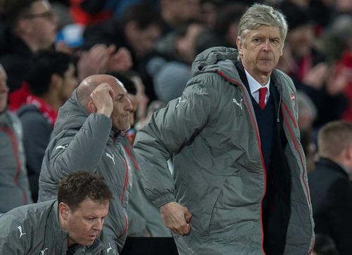 Nỗi buồn vô tận của Arsene Wenger