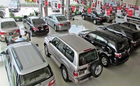 Doanh số ô tô của Trường Hải sụt giảm mạnh - Ảnh 1.