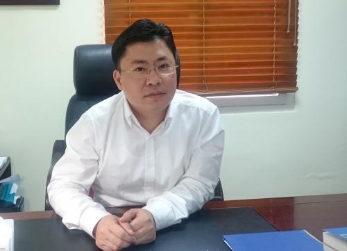 Ông Đặng Sỹ Dũng, Phó Cục trưởng cục Quản lý lao động ngoài nước, bộ LĐ-TB-XH