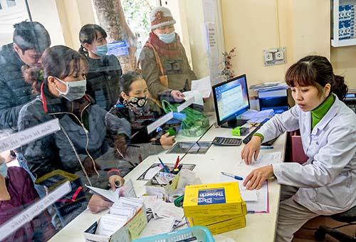 Ứng dụng công nghệ thông tin trong ngành y tế giúp theo dõi sức khỏe người dân xuyên suốt Ảnh: THE NEW YORK TIMES