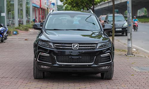 Zotye Sport 2017 - SUV lạ lần đầu xuất hiện ở Việt Nam - Ảnh 3.