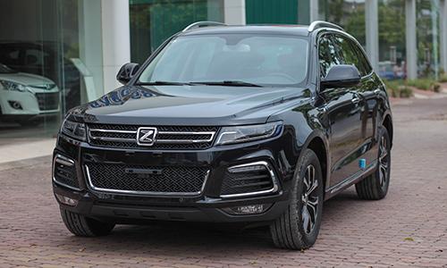 Zotye Sport 2017 - SUV lạ lần đầu xuất hiện ở Việt Nam - Ảnh 1.
