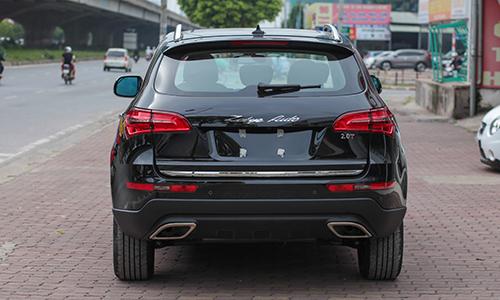 Zotye Sport 2017 - SUV lạ lần đầu xuất hiện ở Việt Nam - Ảnh 5.
