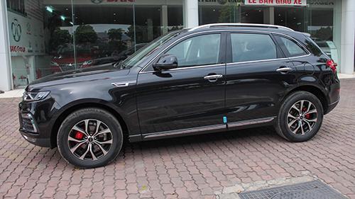 Zotye Sport 2017 - SUV lạ lần đầu xuất hiện ở Việt Nam - Ảnh 6.