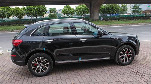 Zotye Sport 2017 - SUV lạ lần đầu xuất hiện ở Việt Nam - Ảnh 7.