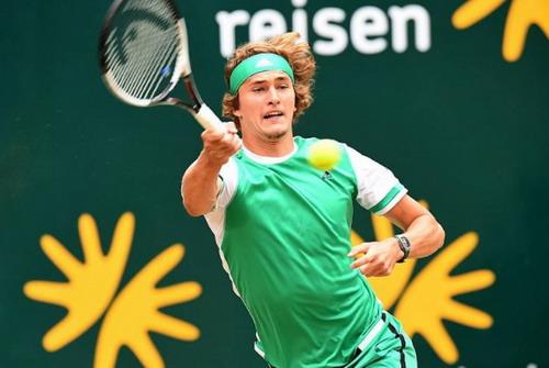 Halle Open: Kỳ tích thứ 9 của Federer - Ảnh 3.
