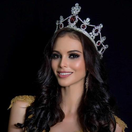 Cận cảnh nhan sắc tân Hoa hậu Liên lục địa - Ảnh 3.