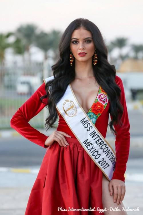 Cận cảnh nhan sắc tân Hoa hậu Liên lục địa - Ảnh 5.