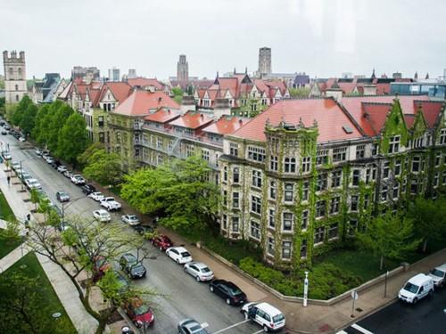13 trường Đại học đẹp nhất Hoa Kỳ - Ảnh 1.
