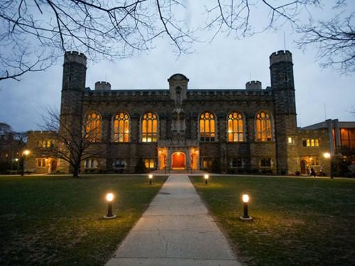 13 trường Đại học đẹp nhất Hoa Kỳ - Ảnh 10.