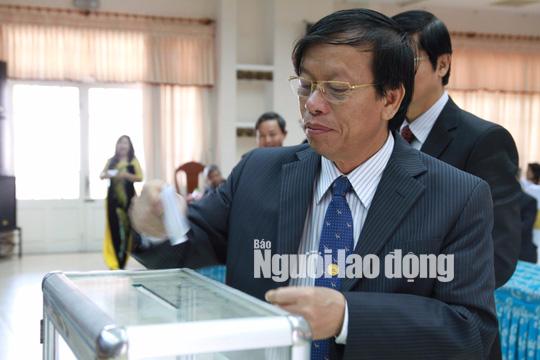 Ủy ban Kiểm tra Trung ương: Vi phạm của ông Lê Phước Thanh rất nghiêm trọng - Ảnh 1.