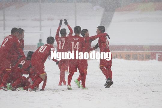 U23 Việt Nam - Uzbekistan 1-2: Thua ở phút cuối cùng - Ảnh 19.