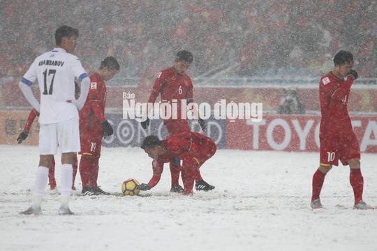 Truyền thông nước ngoài ca ngợi đội bóng dũng mãnh U23 Việt Nam - Ảnh 3.