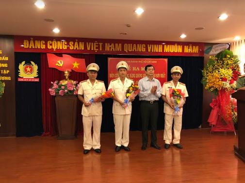 Thành lập đồn công an tại Sân bay Tân Sơn Nhất - Ảnh 1.