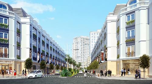 Sắp ra mắt thành phố công viên tại Thanh Hóa  - Ảnh 1.